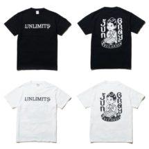 UNLIMITS LOGO TEE販売開始!
